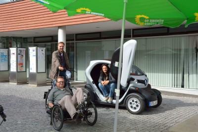 eMobilitätstag in Hallbergmoos – EBike-Test