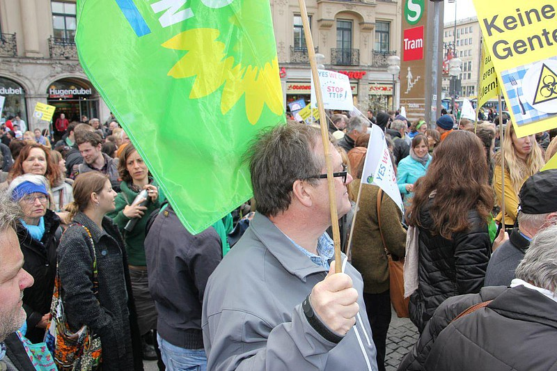 TTIP, CETA, TISA – Kritik auch in Hallbergmoos