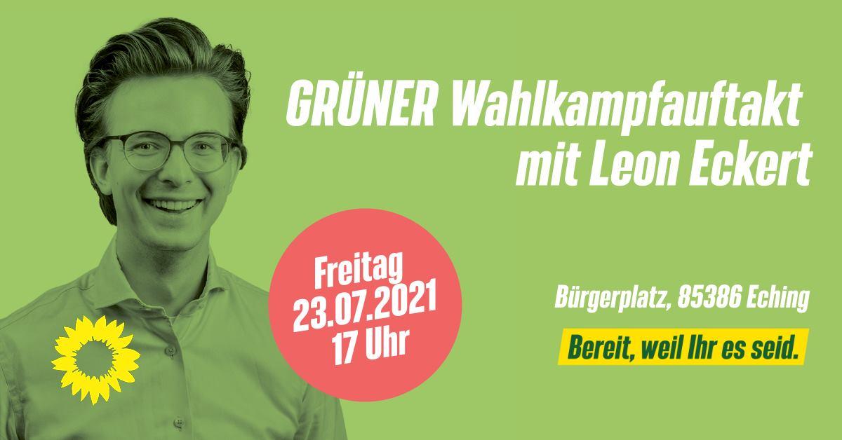 Die GRÜNEN Freising, Pfaffenhofen und Schrobenhausen laden ein!