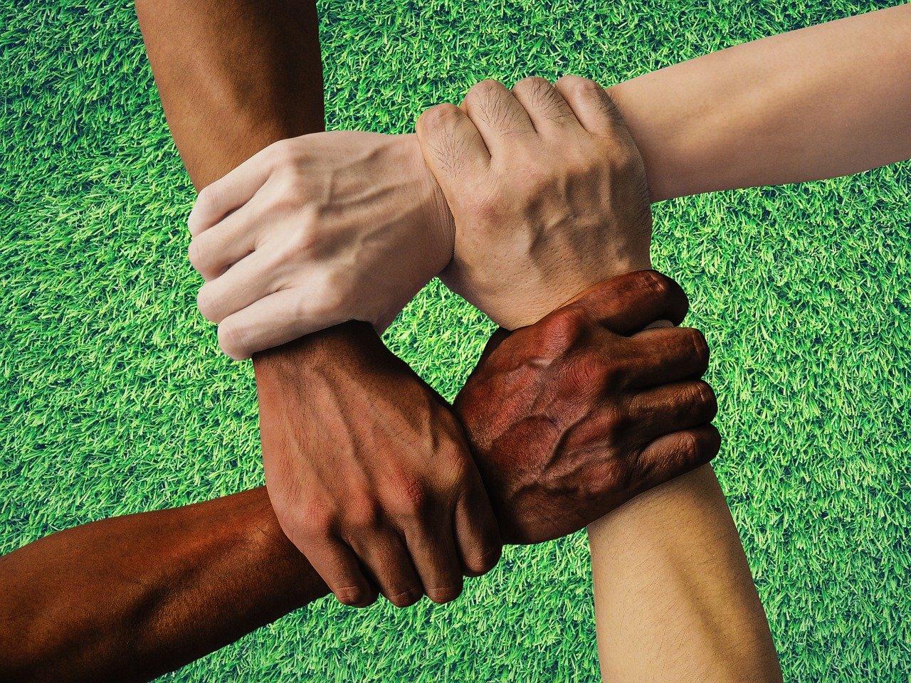 Rassismus trifft nicht alle von uns, aber er geht uns alle an!