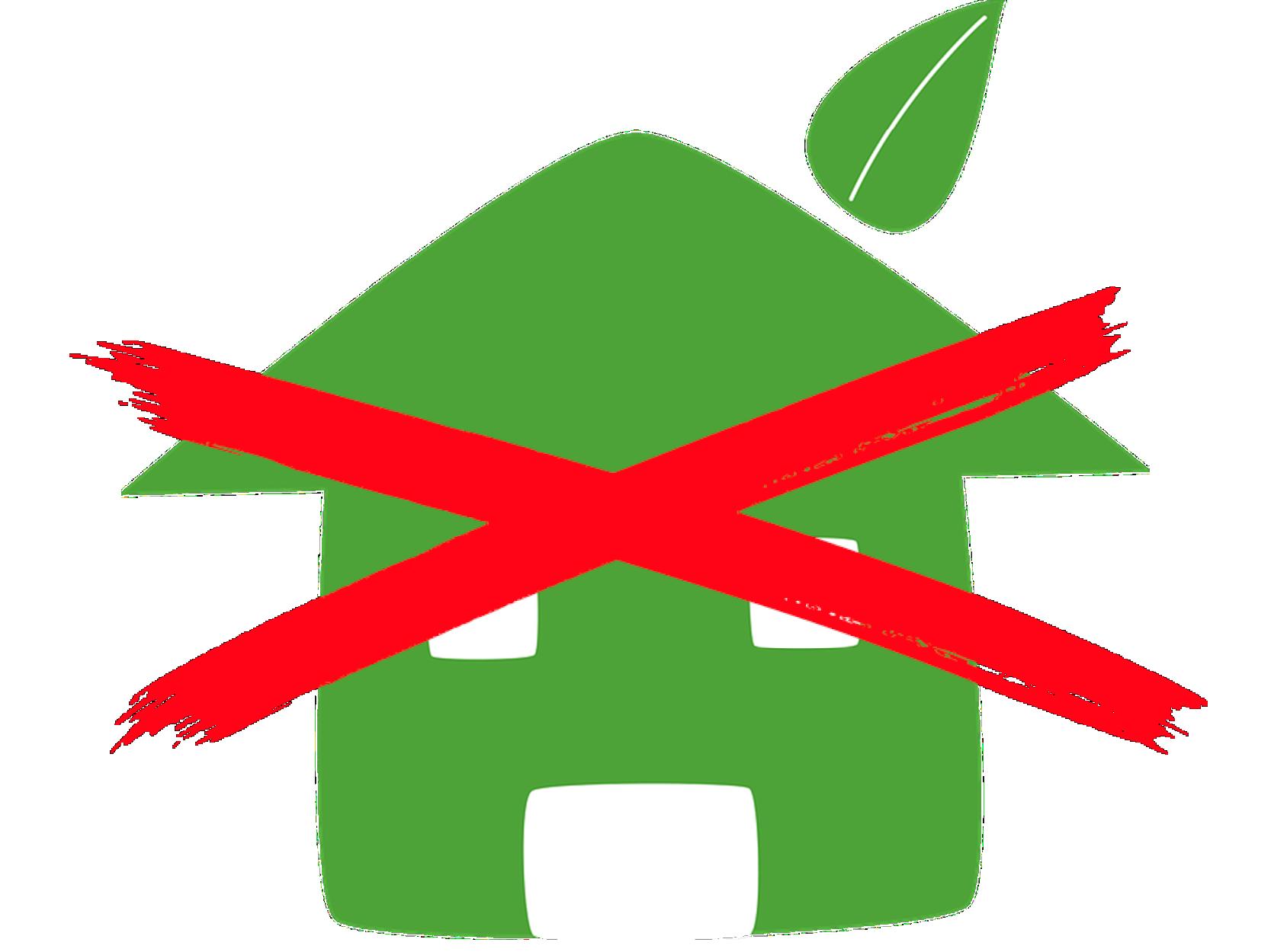 Antrag für nachhaltiges Bauen abgelehnt.